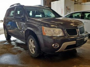 Salvage Pontiac Torrent